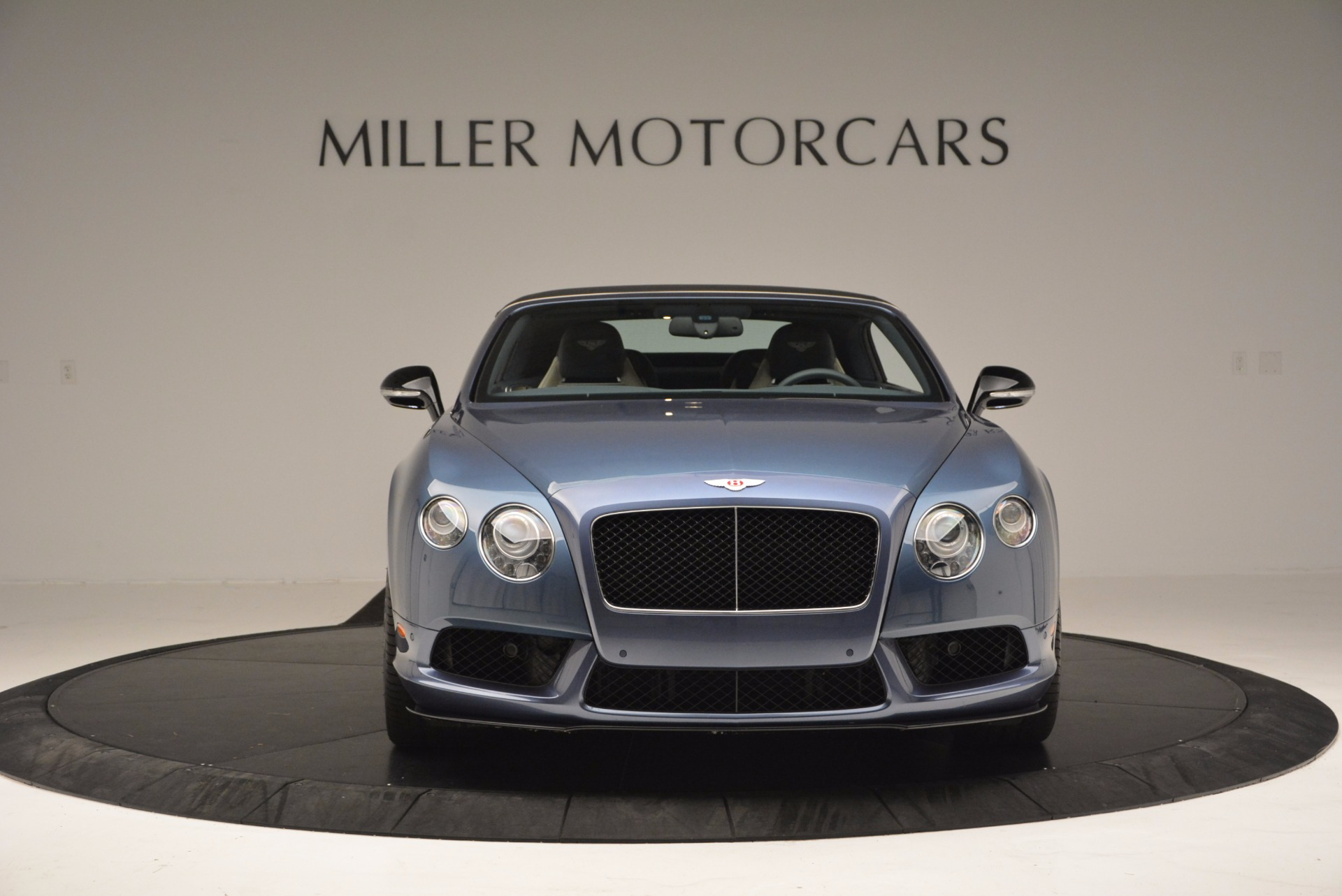 Used 2014 Bentley Continental GT V8 S Convertible  For Sale In Westport, CT 600_p13