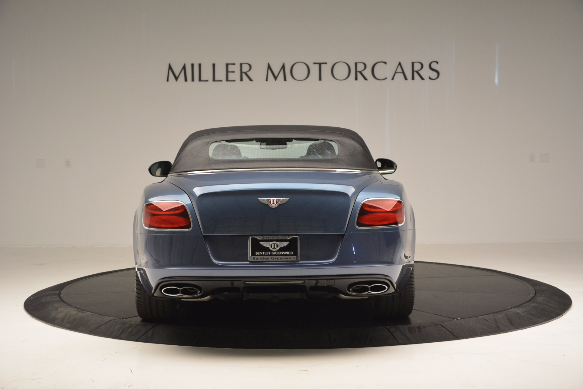 Used 2014 Bentley Continental GT V8 S Convertible  For Sale In Westport, CT 600_p17