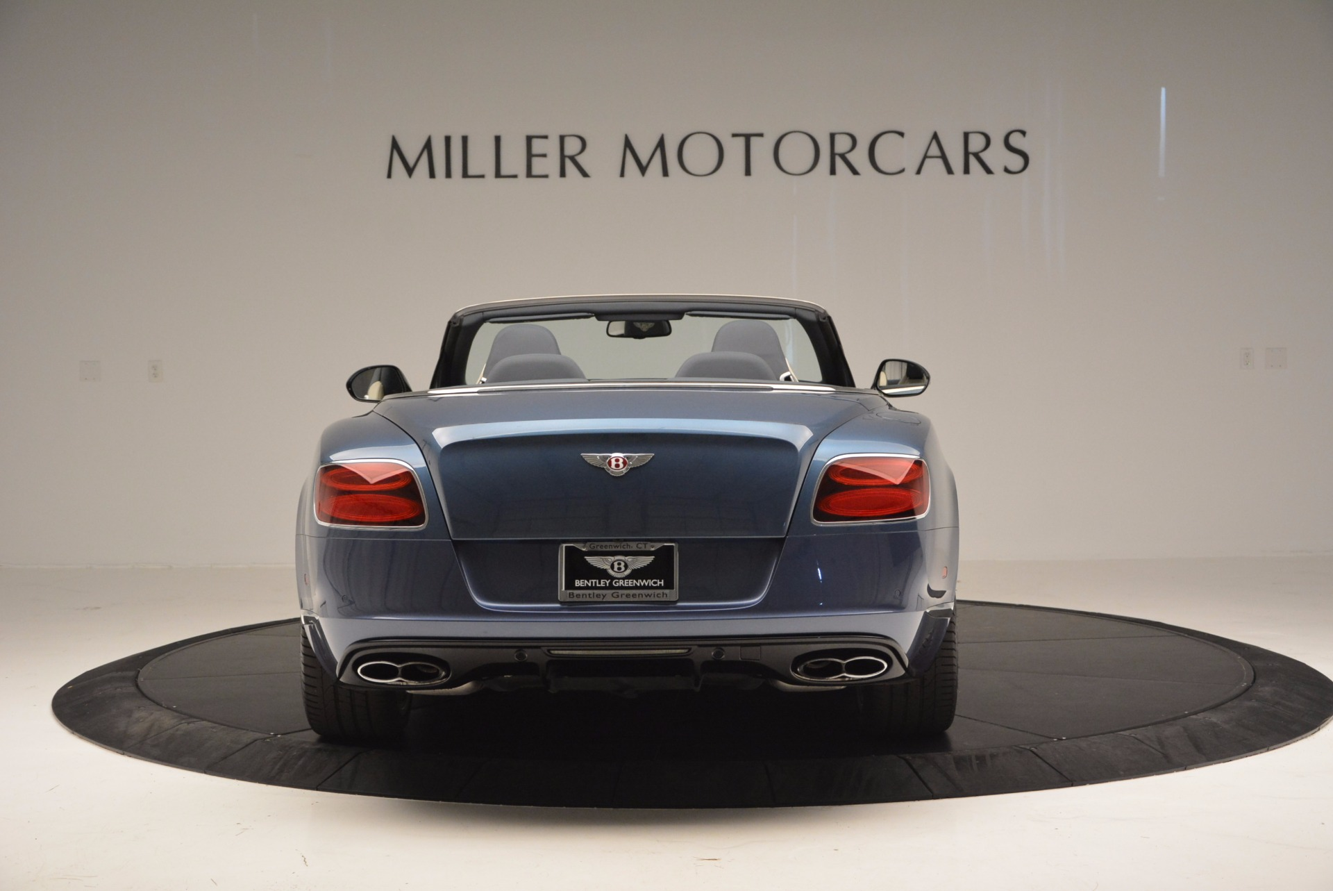 Used 2014 Bentley Continental GT V8 S Convertible  For Sale In Westport, CT 600_p6