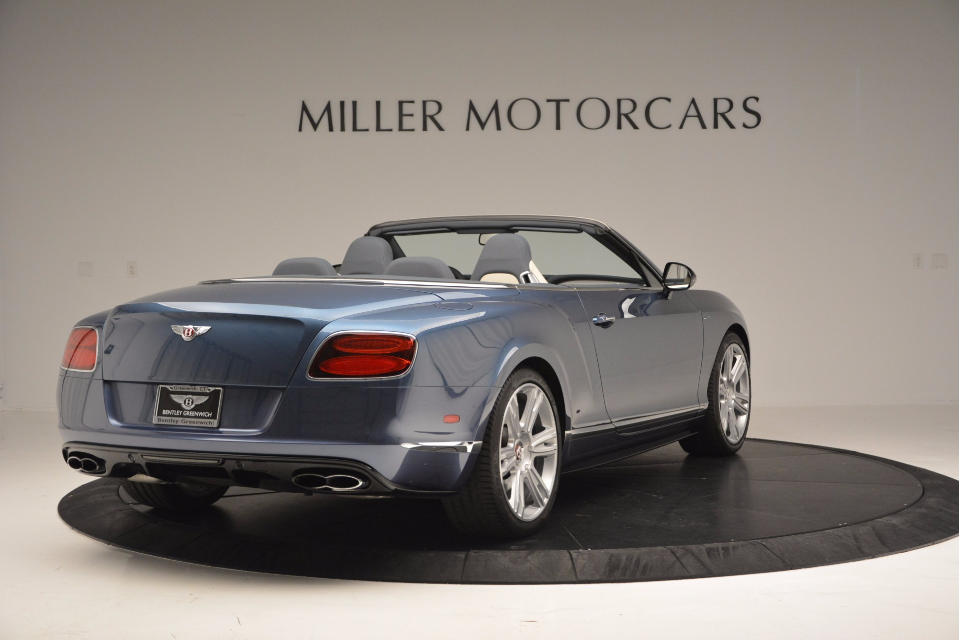 Used 2014 Bentley Continental GT V8 S Convertible  For Sale In Westport, CT 600_p7