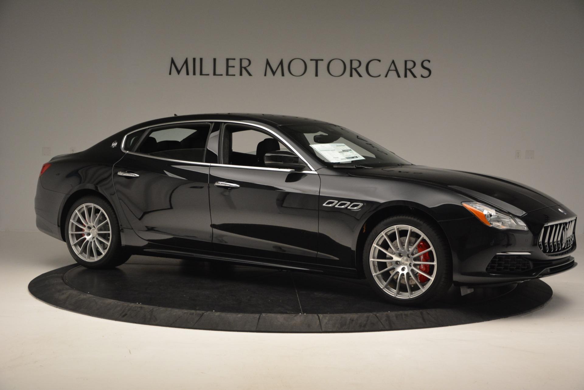 New 2017 Maserati Quattroporte S Q4 GranLusso For Sale In Westport, CT 601_p10