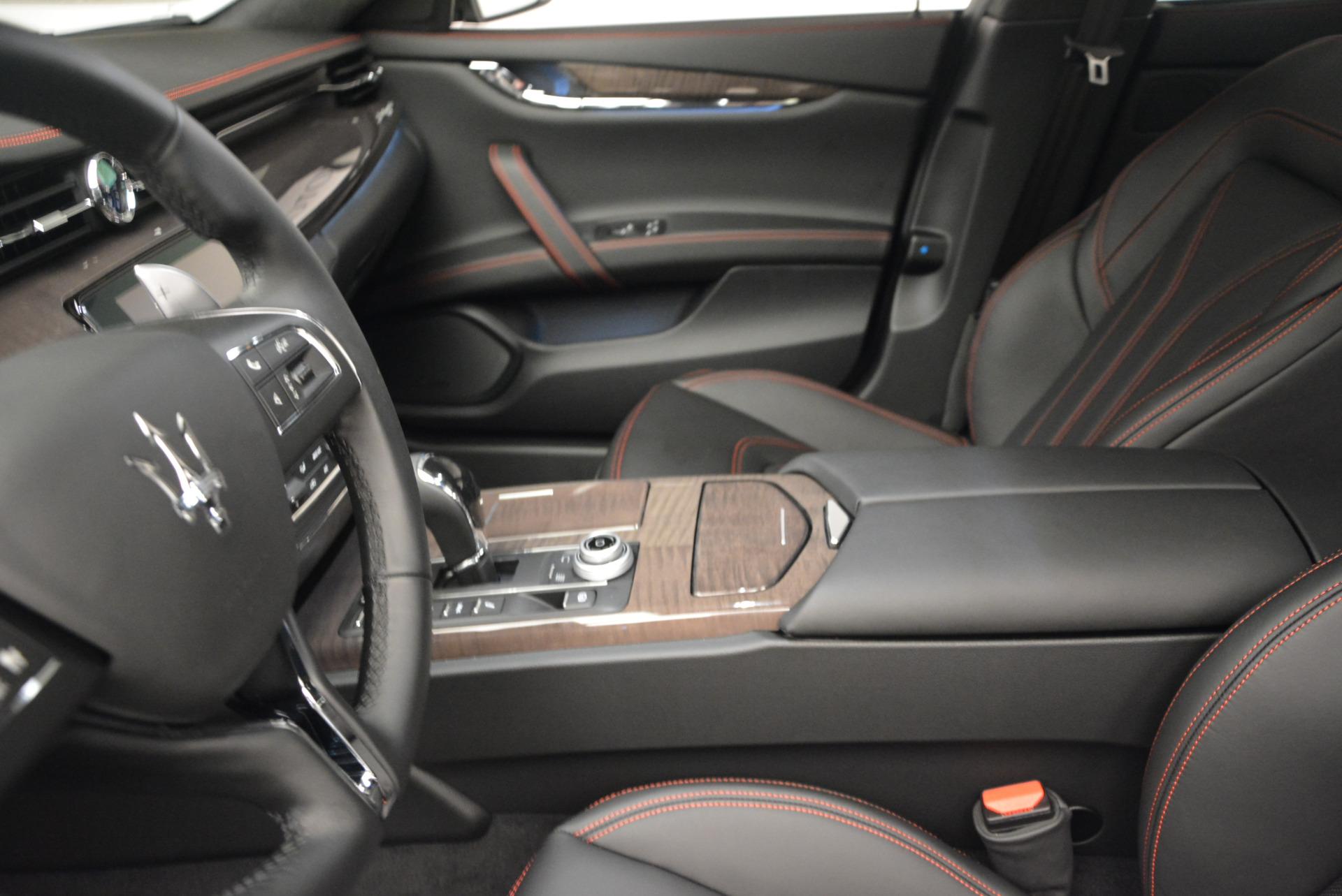 New 2017 Maserati Quattroporte S Q4 GranLusso For Sale In Westport, CT 601_p14