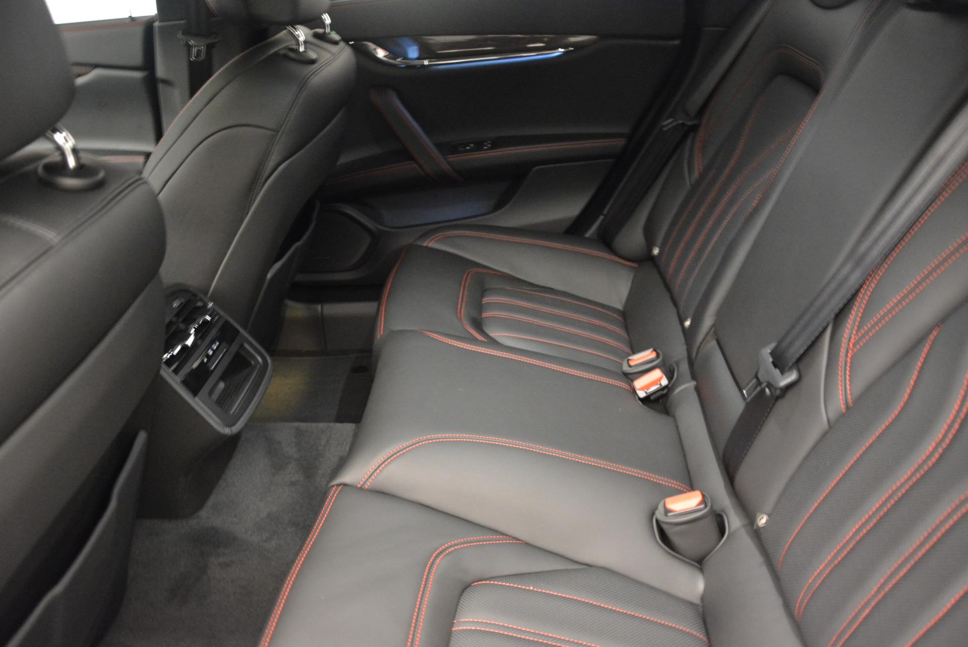 New 2017 Maserati Quattroporte S Q4 GranLusso For Sale In Westport, CT 601_p17