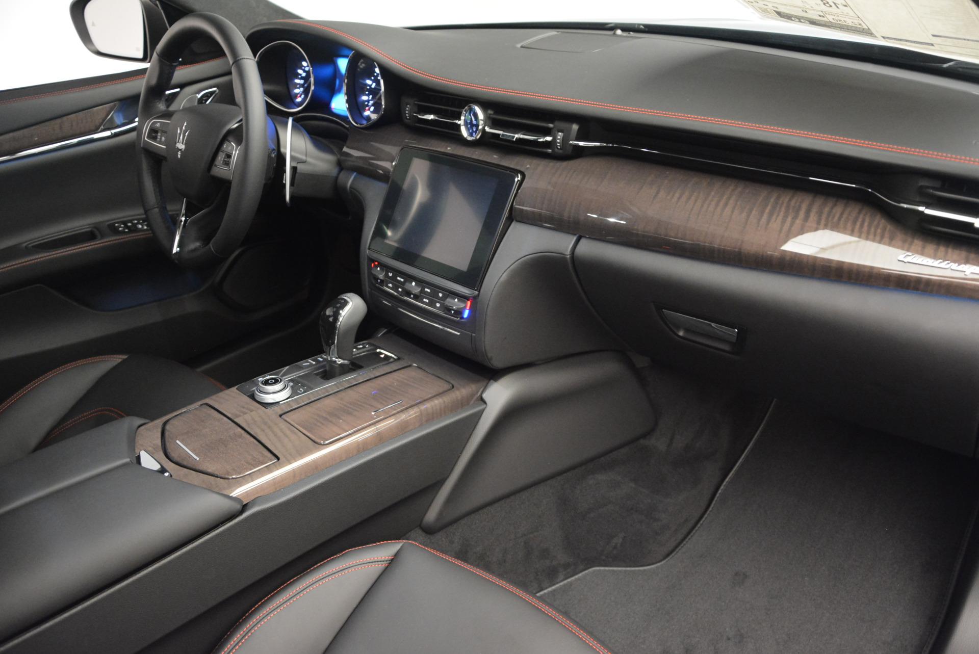 New 2017 Maserati Quattroporte S Q4 GranLusso For Sale In Westport, CT 601_p19