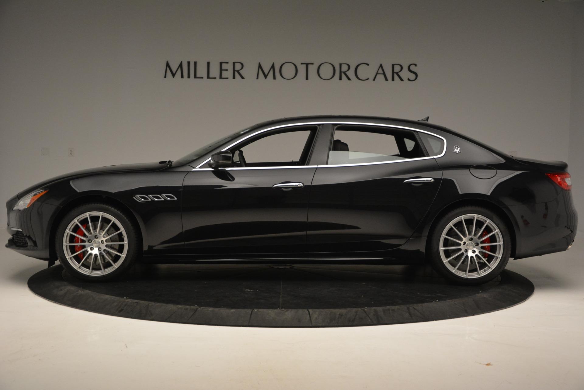 New 2017 Maserati Quattroporte S Q4 GranLusso For Sale In Westport, CT 601_p3
