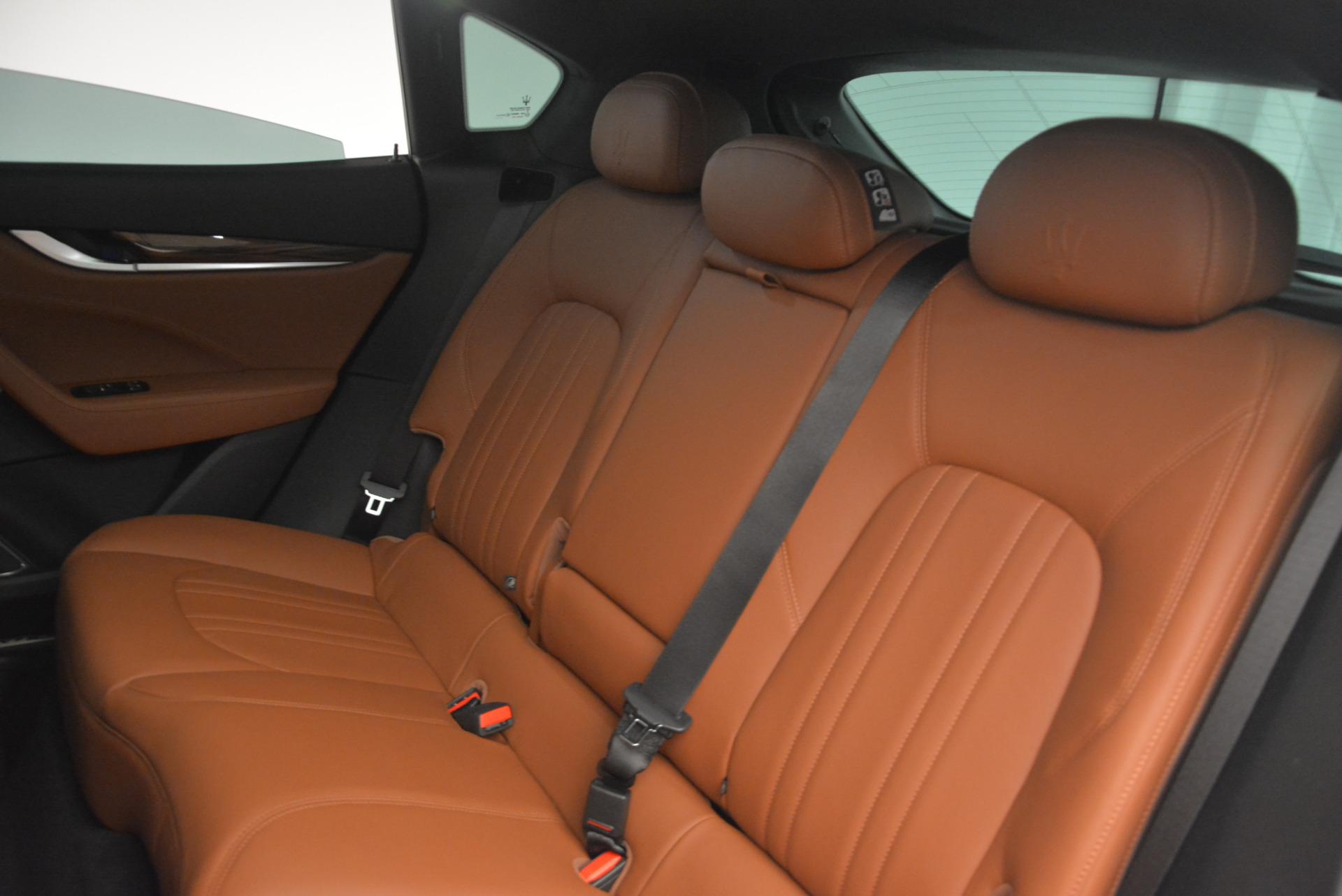 New 2017 Maserati Levante S For Sale In Westport, CT 603_p19