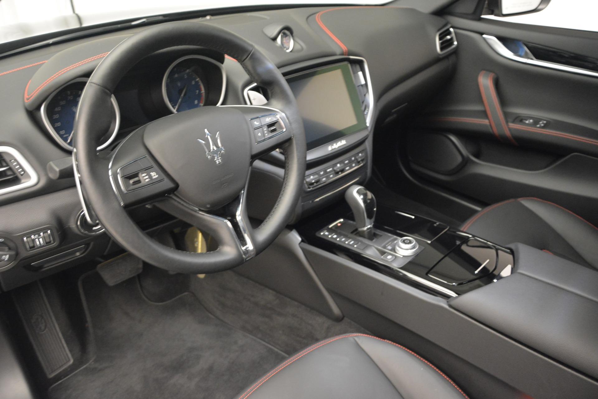 New 2017 Maserati Ghibli S Q4 For Sale In Westport, CT 604_p13