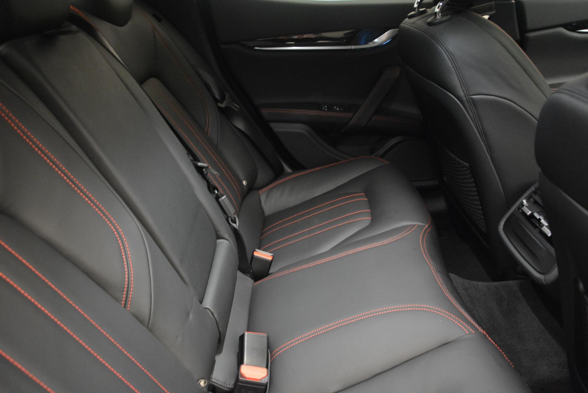New 2017 Maserati Ghibli S Q4 For Sale In Westport, CT 604_p23