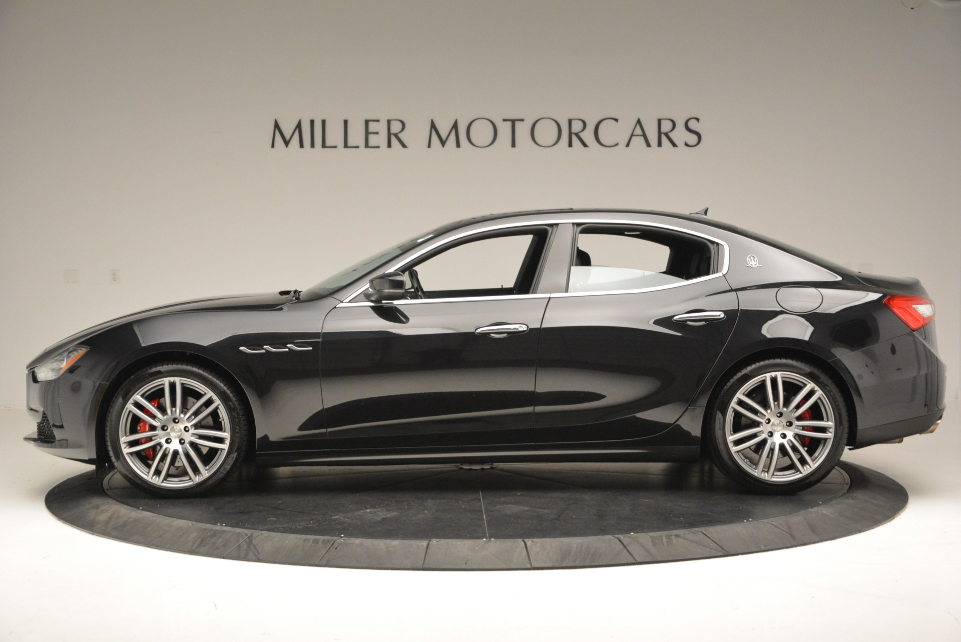 New 2017 Maserati Ghibli S Q4 For Sale In Westport, CT 604_p3