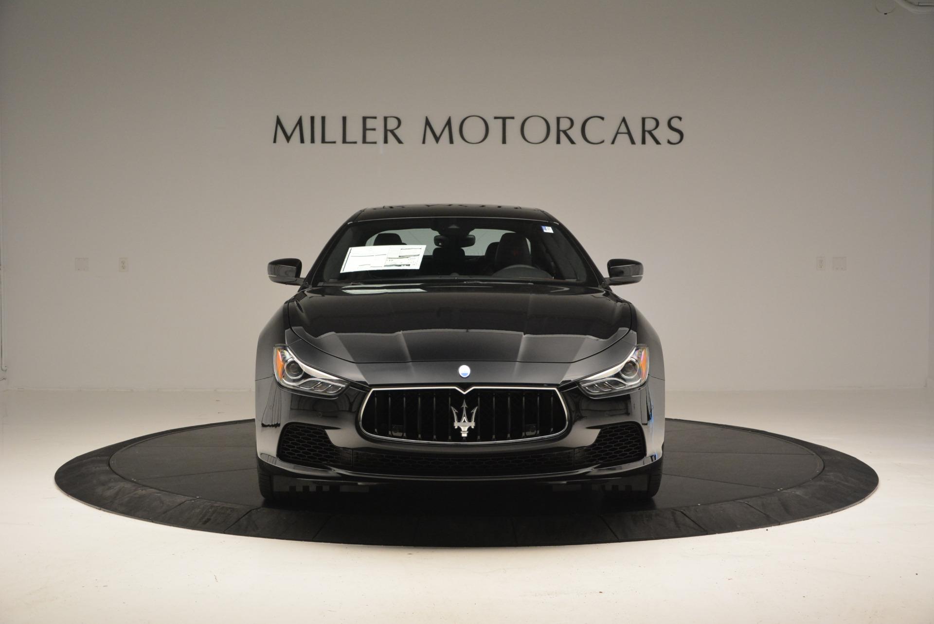New 2017 Maserati Ghibli S Q4 For Sale In Westport, CT 605_p12