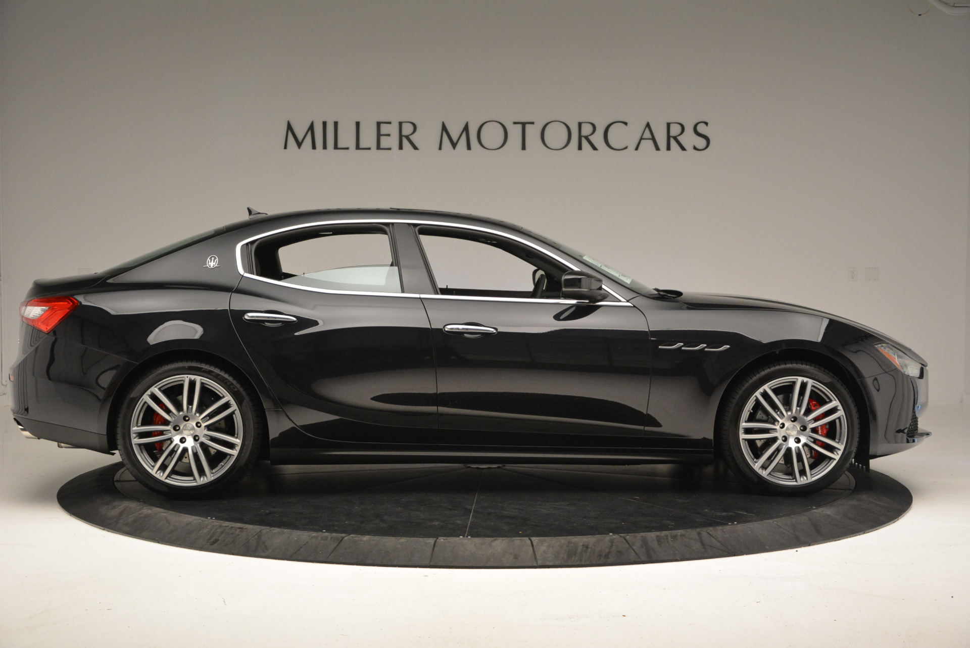New 2017 Maserati Ghibli S Q4 For Sale In Westport, CT 605_p9