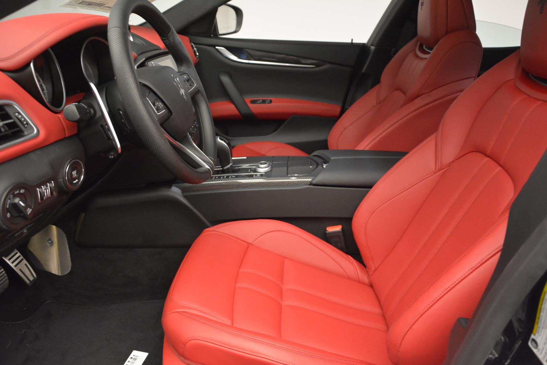 New 2017 Maserati Ghibli S Q4 For Sale In Westport, CT 606_p14