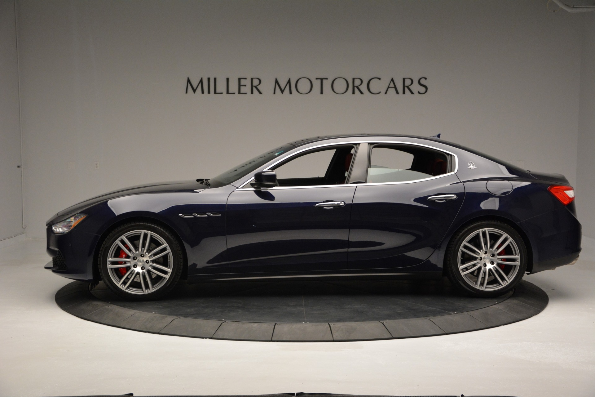 New 2017 Maserati Ghibli S Q4 For Sale In Westport, CT 607_p3