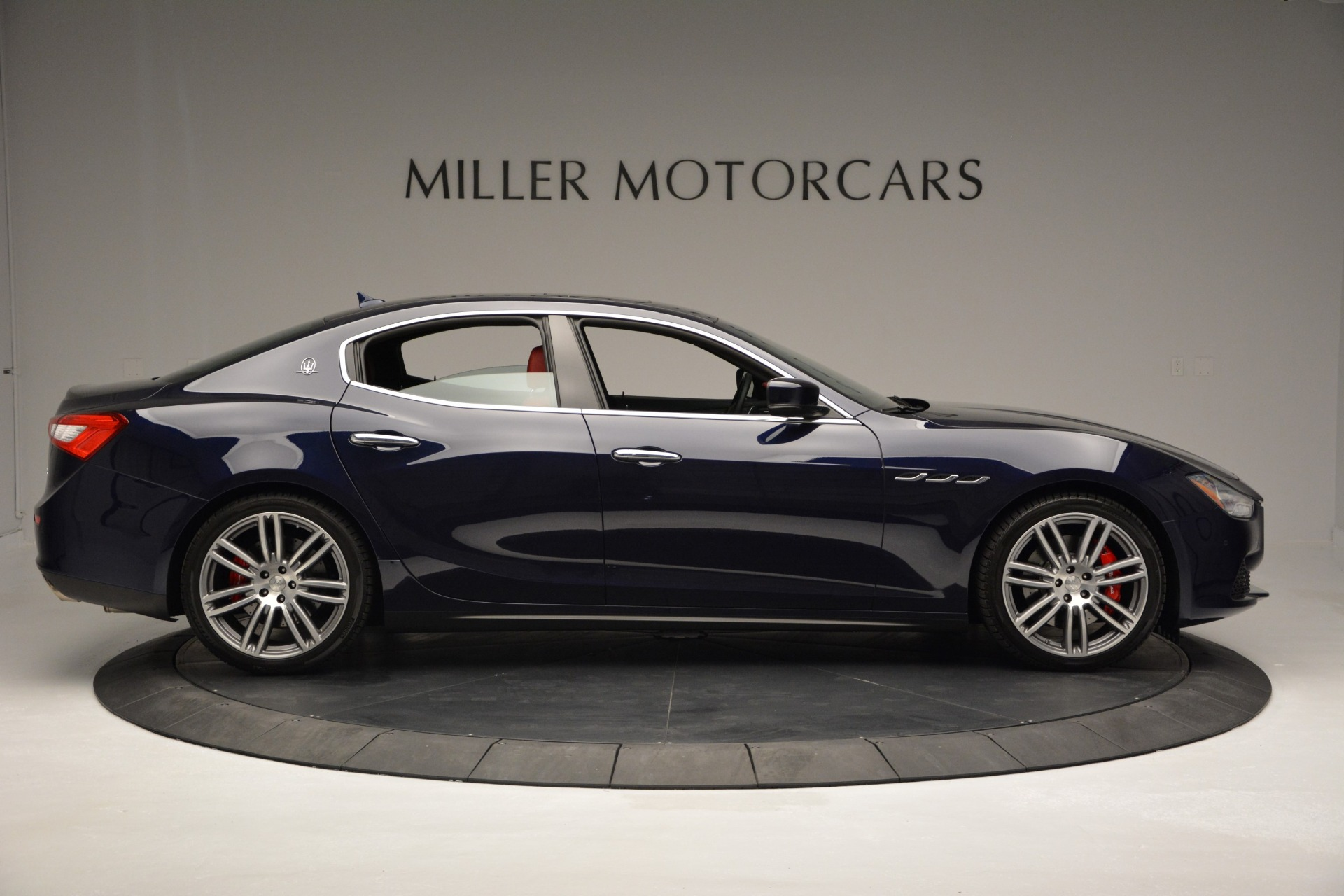 New 2017 Maserati Ghibli S Q4 For Sale In Westport, CT 607_p9