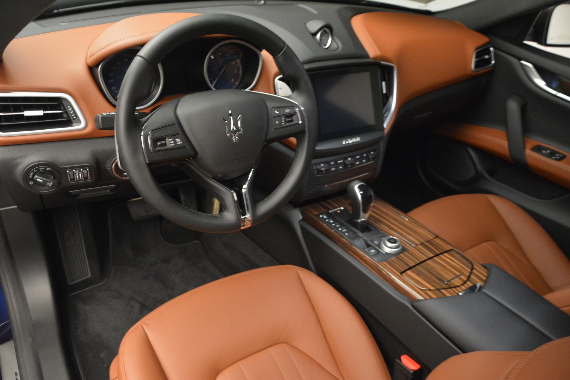 Used 2017 Maserati Ghibli S Q4 EX-LOANER For Sale In Westport, CT 608_p16