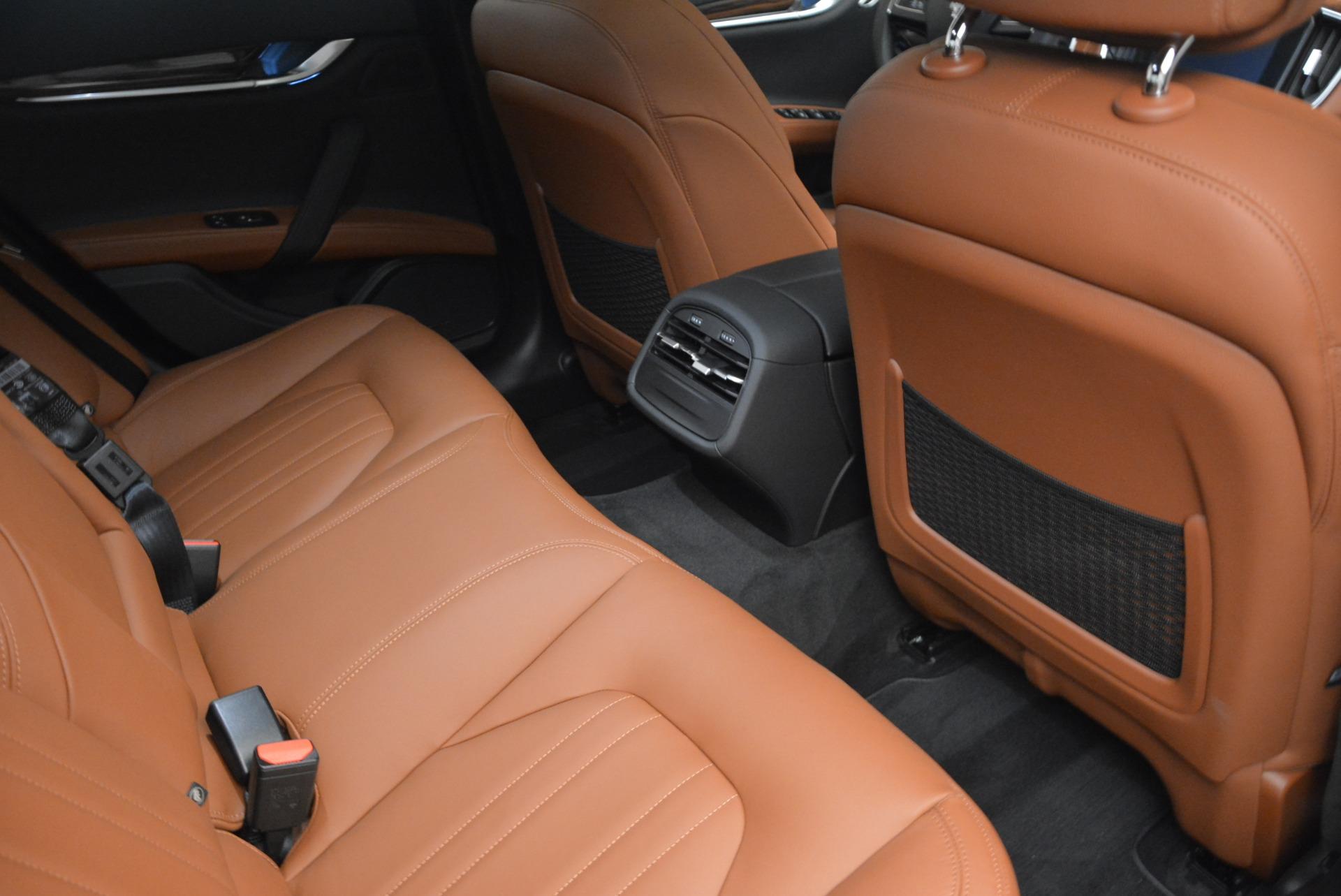 Used 2017 Maserati Ghibli S Q4 EX-LOANER For Sale In Westport, CT 608_p23