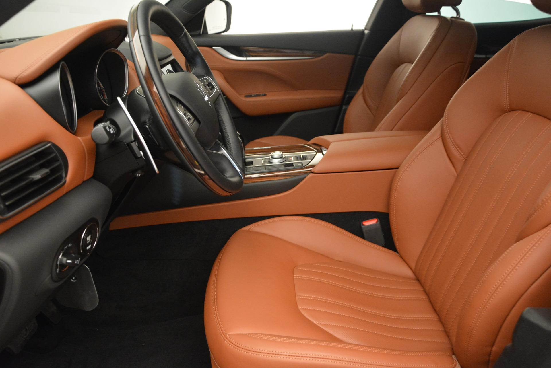 New 2017 Maserati Levante  For Sale In Westport, CT 609_p14