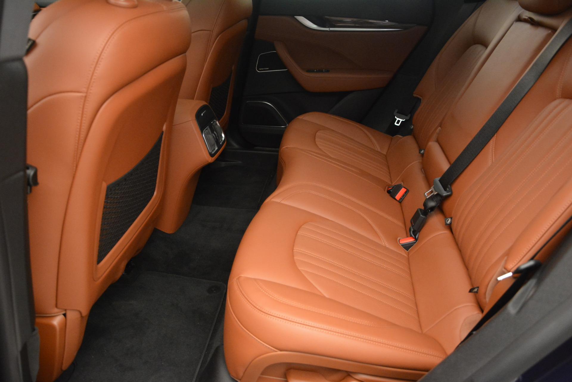 New 2017 Maserati Levante  For Sale In Westport, CT 609_p18