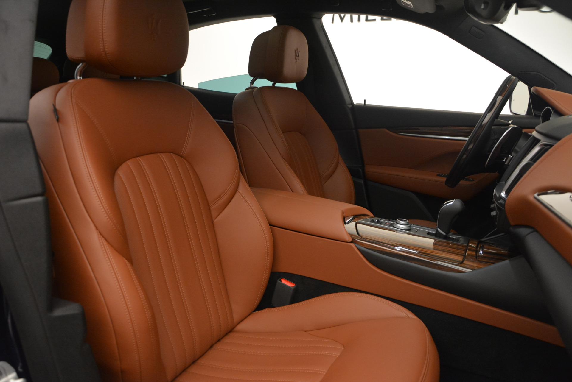 New 2017 Maserati Levante  For Sale In Westport, CT 609_p22