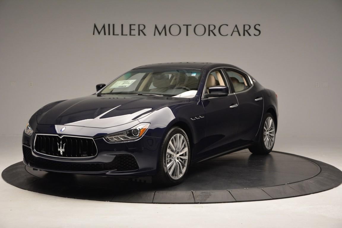 new 2016 maserati ghibli s q4 westport ct. Black Bedroom Furniture Sets. Home Design Ideas