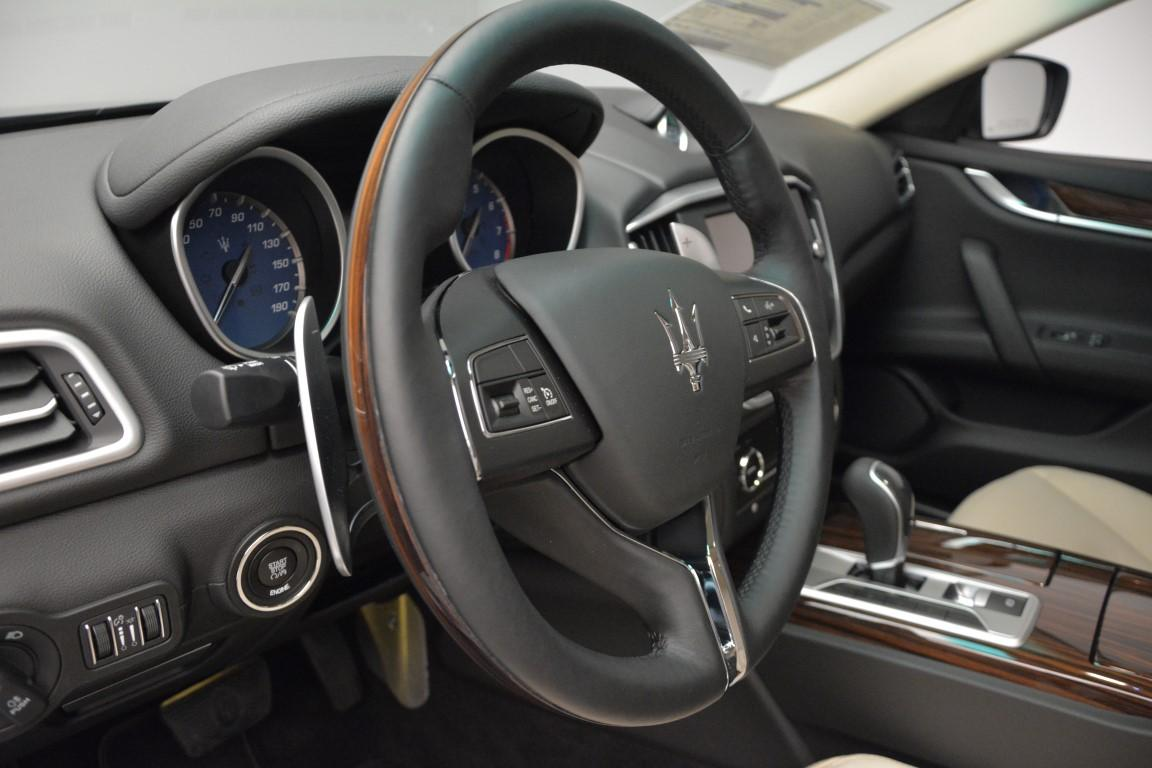 New 2016 Maserati Ghibli S Q4 For Sale In Westport, CT 61_p18
