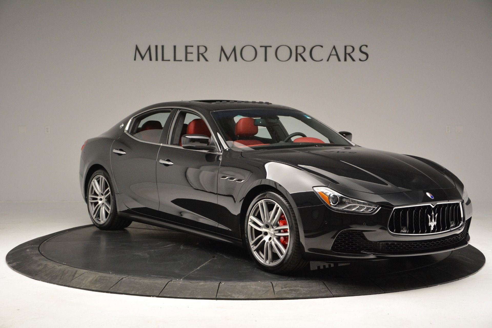 New 2017 Maserati Ghibli S Q4 For Sale In Westport, CT 610_p12