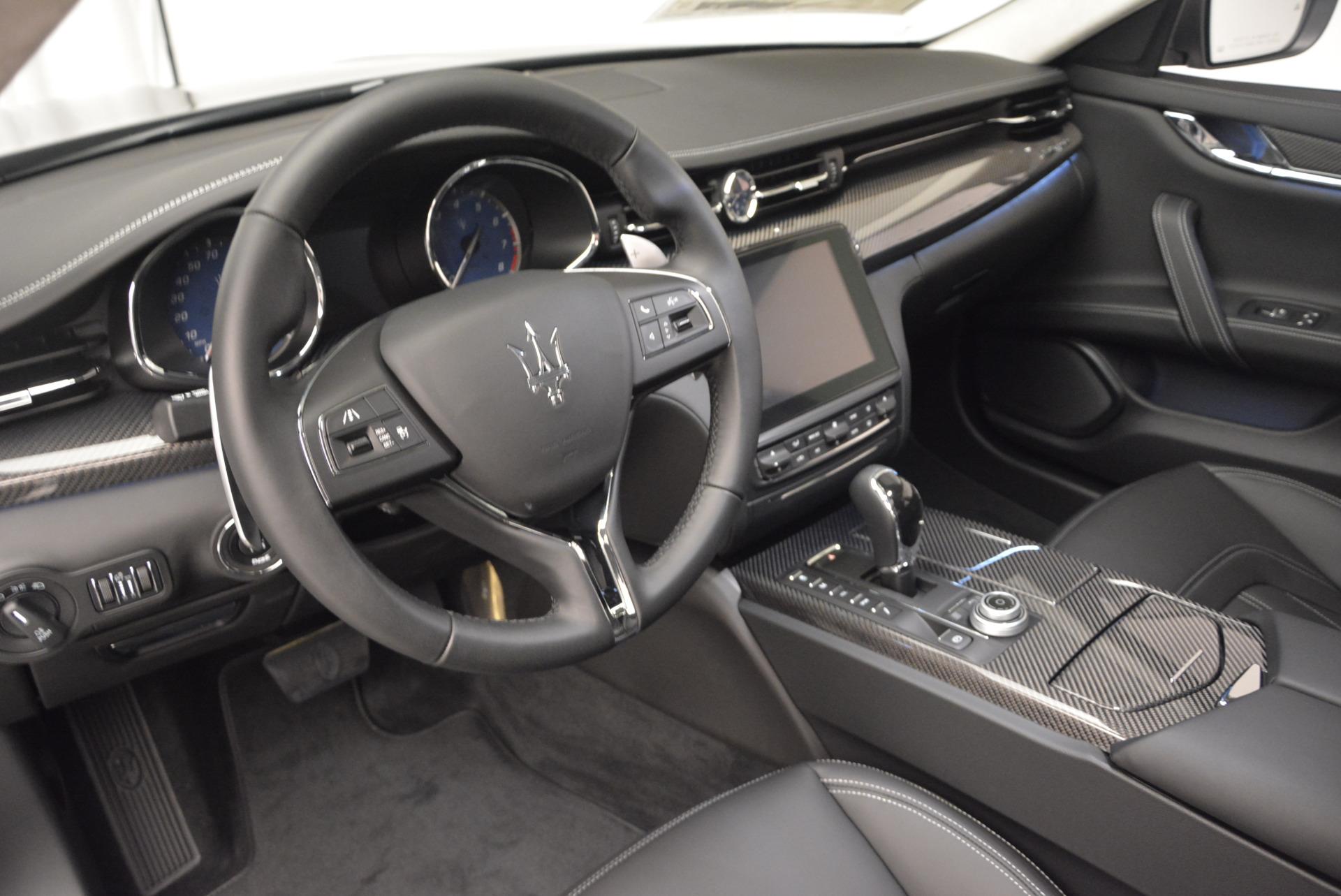 New 2017 Maserati Quattroporte S Q4 GranLusso For Sale In Westport, CT 611_p13