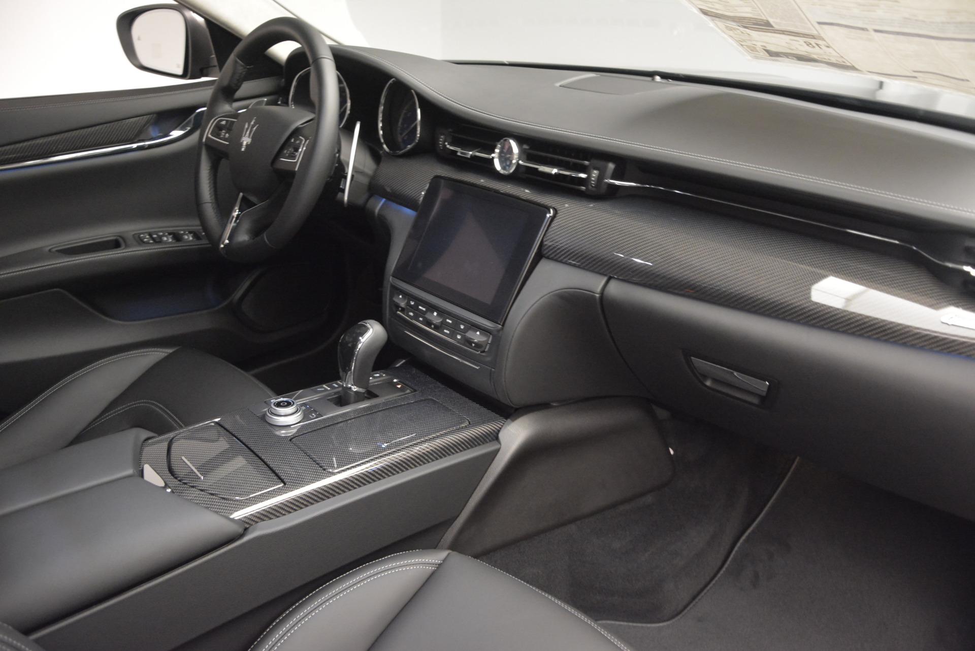 New 2017 Maserati Quattroporte S Q4 GranLusso For Sale In Westport, CT 611_p21