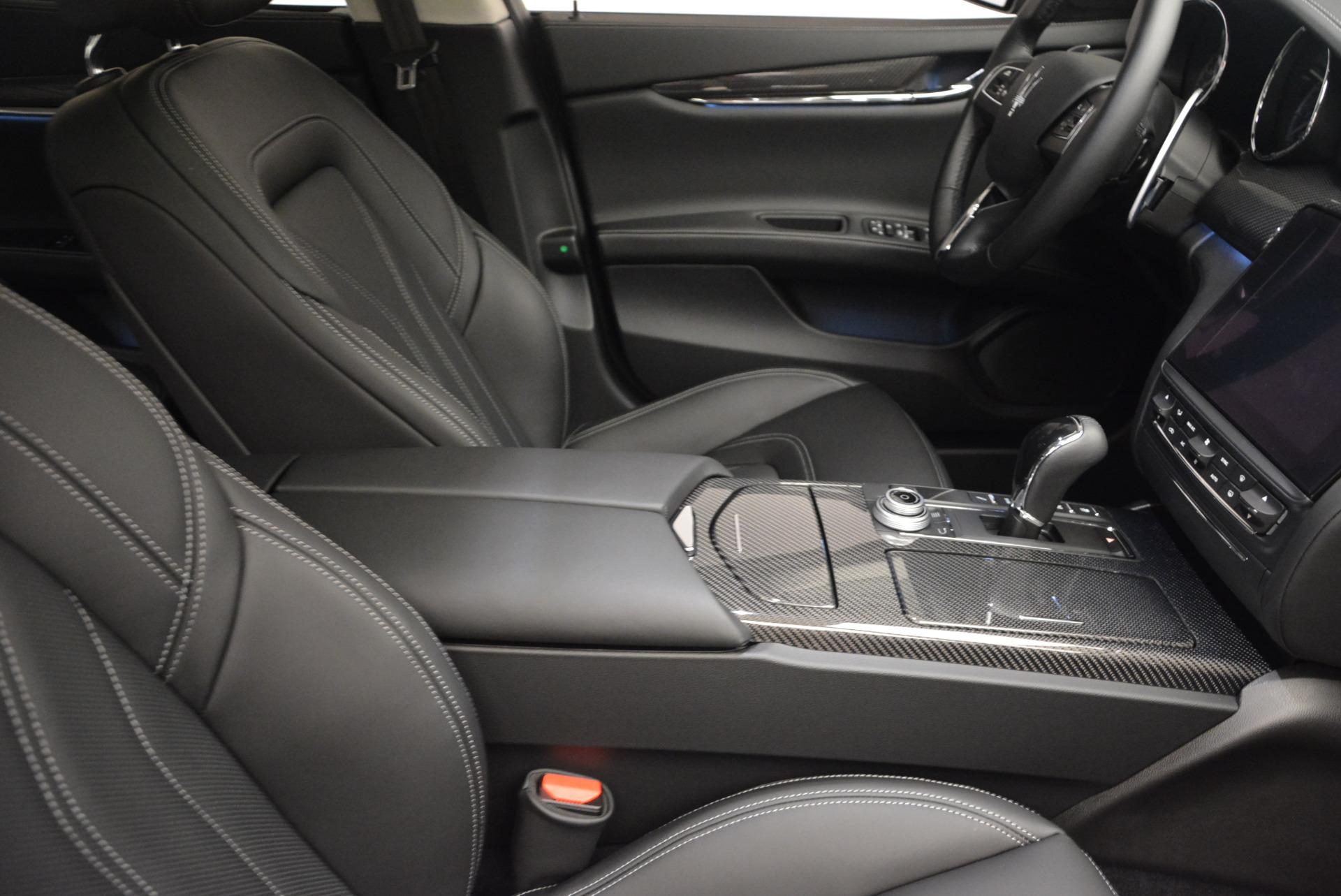 New 2017 Maserati Quattroporte S Q4 GranLusso For Sale In Westport, CT 611_p22