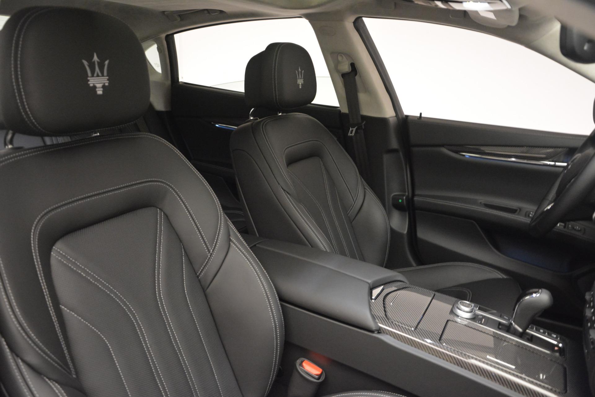 New 2017 Maserati Quattroporte S Q4 GranLusso For Sale In Westport, CT 611_p23