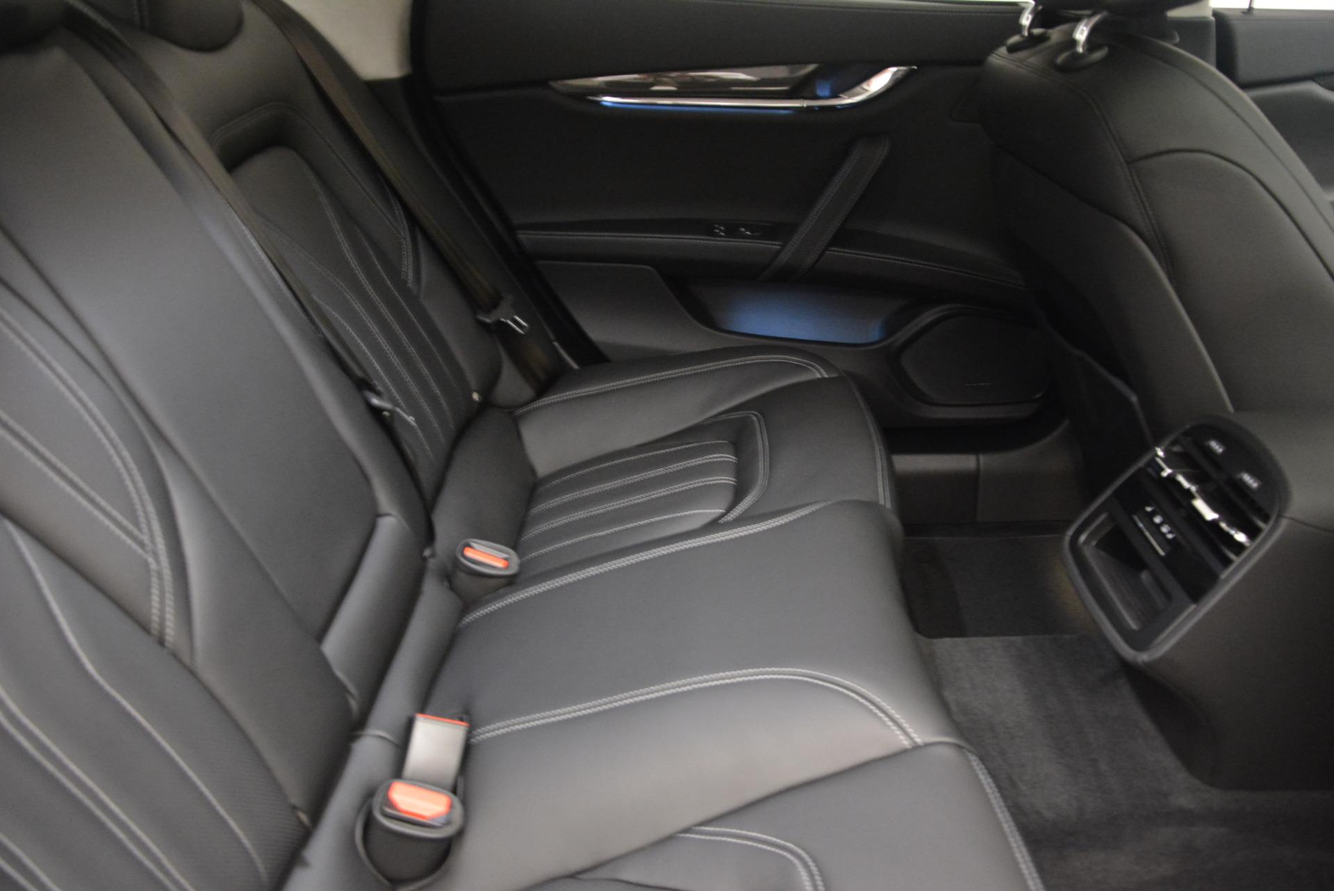 New 2017 Maserati Quattroporte S Q4 GranLusso For Sale In Westport, CT 611_p26