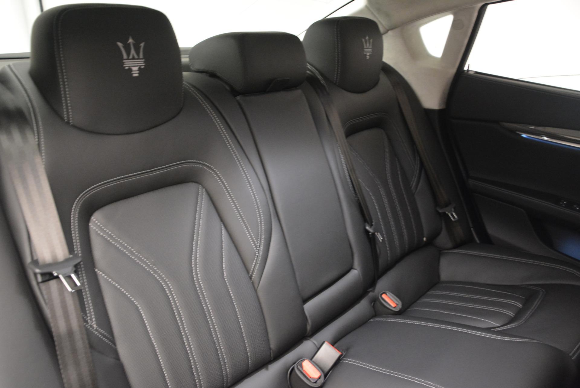 New 2017 Maserati Quattroporte S Q4 GranLusso For Sale In Westport, CT 611_p27