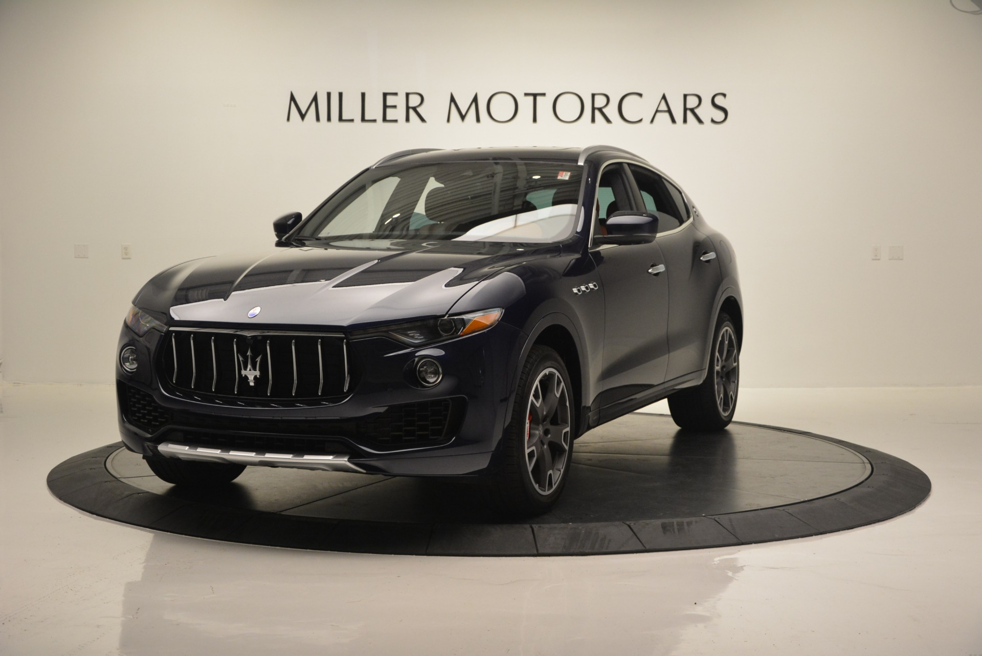 New 2017 Maserati Levante  For Sale In Westport, CT 612_main