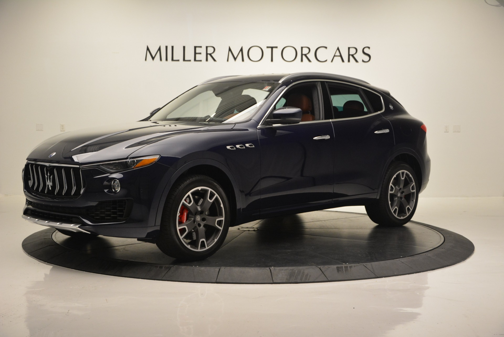 New 2017 Maserati Levante  For Sale In Westport, CT 612_p2