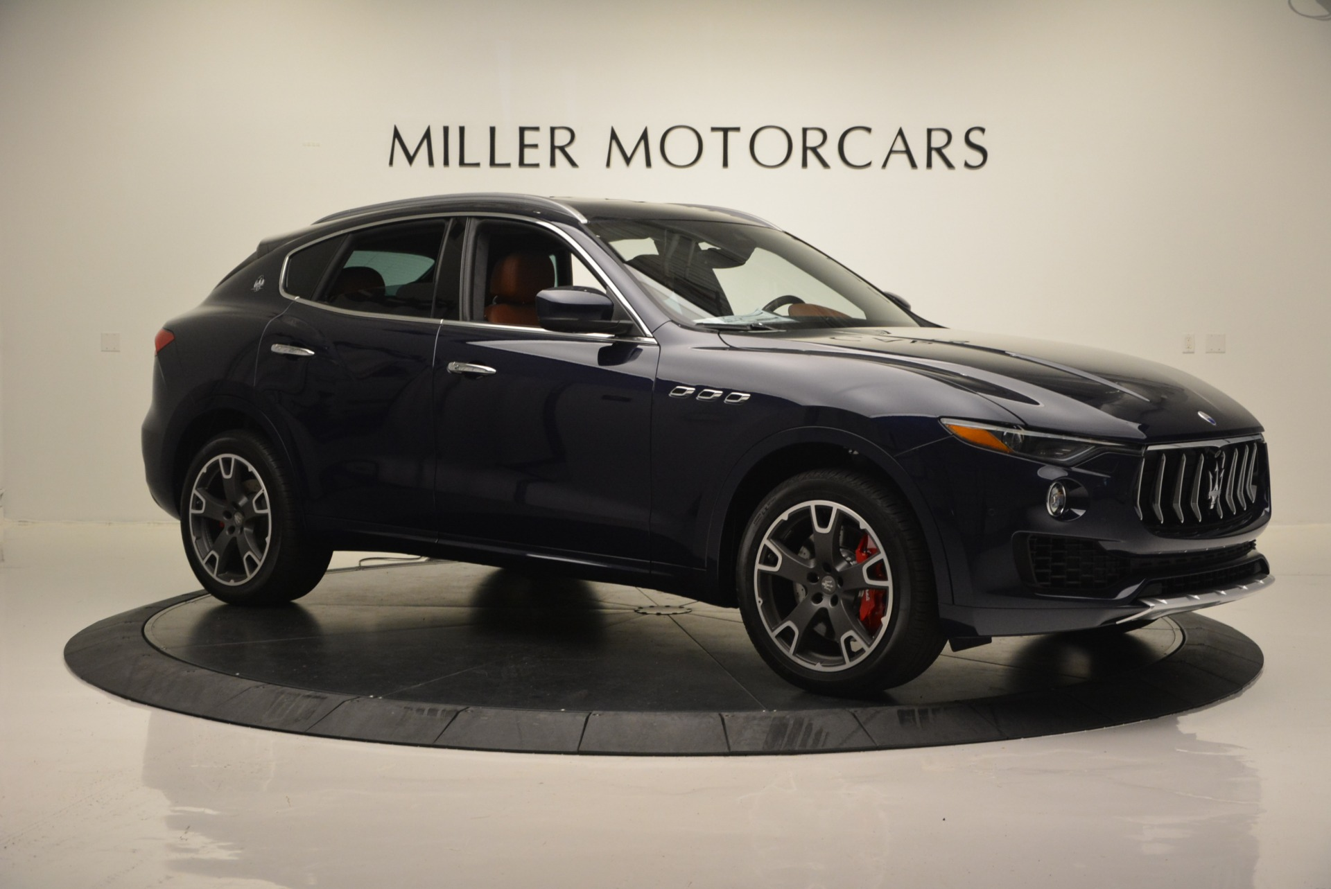 New 2017 Maserati Levante  For Sale In Westport, CT 612_p7