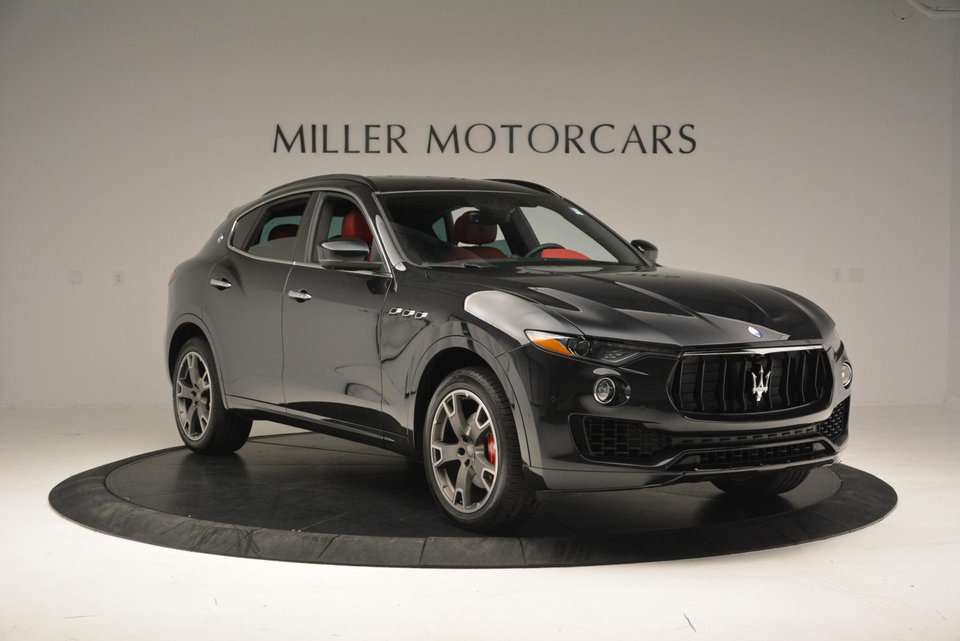 New 2017 Maserati Levante  For Sale In Westport, CT 613_p11