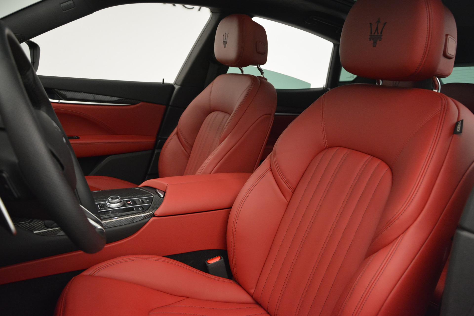 New 2017 Maserati Levante  For Sale In Westport, CT 613_p16