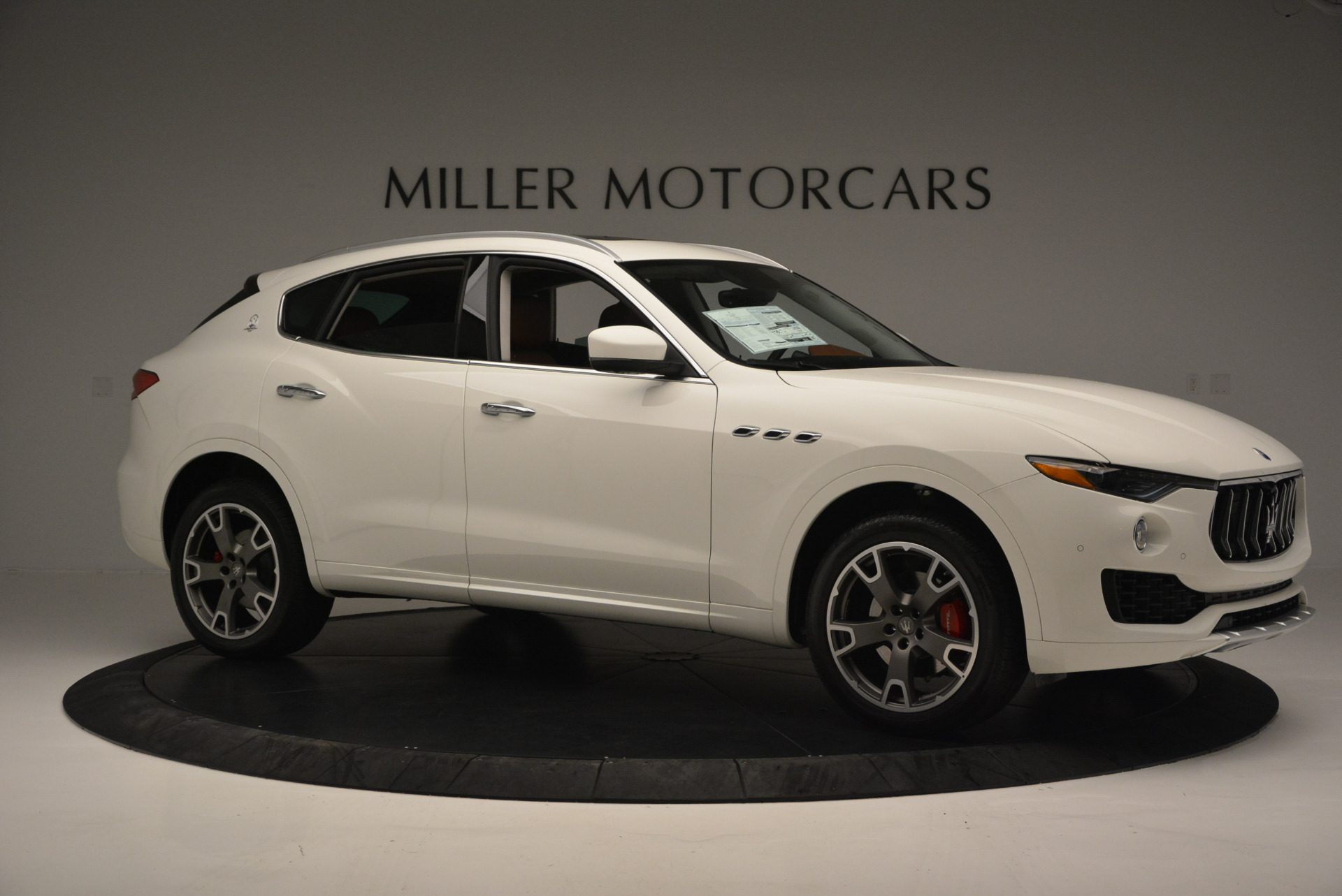 New 2017 Maserati Levante  For Sale In Westport, CT 614_p10