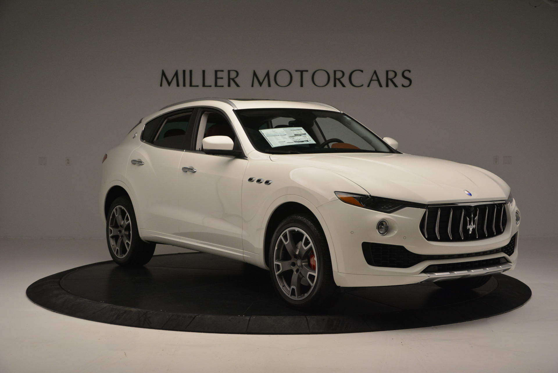 New 2017 Maserati Levante  For Sale In Westport, CT 614_p11
