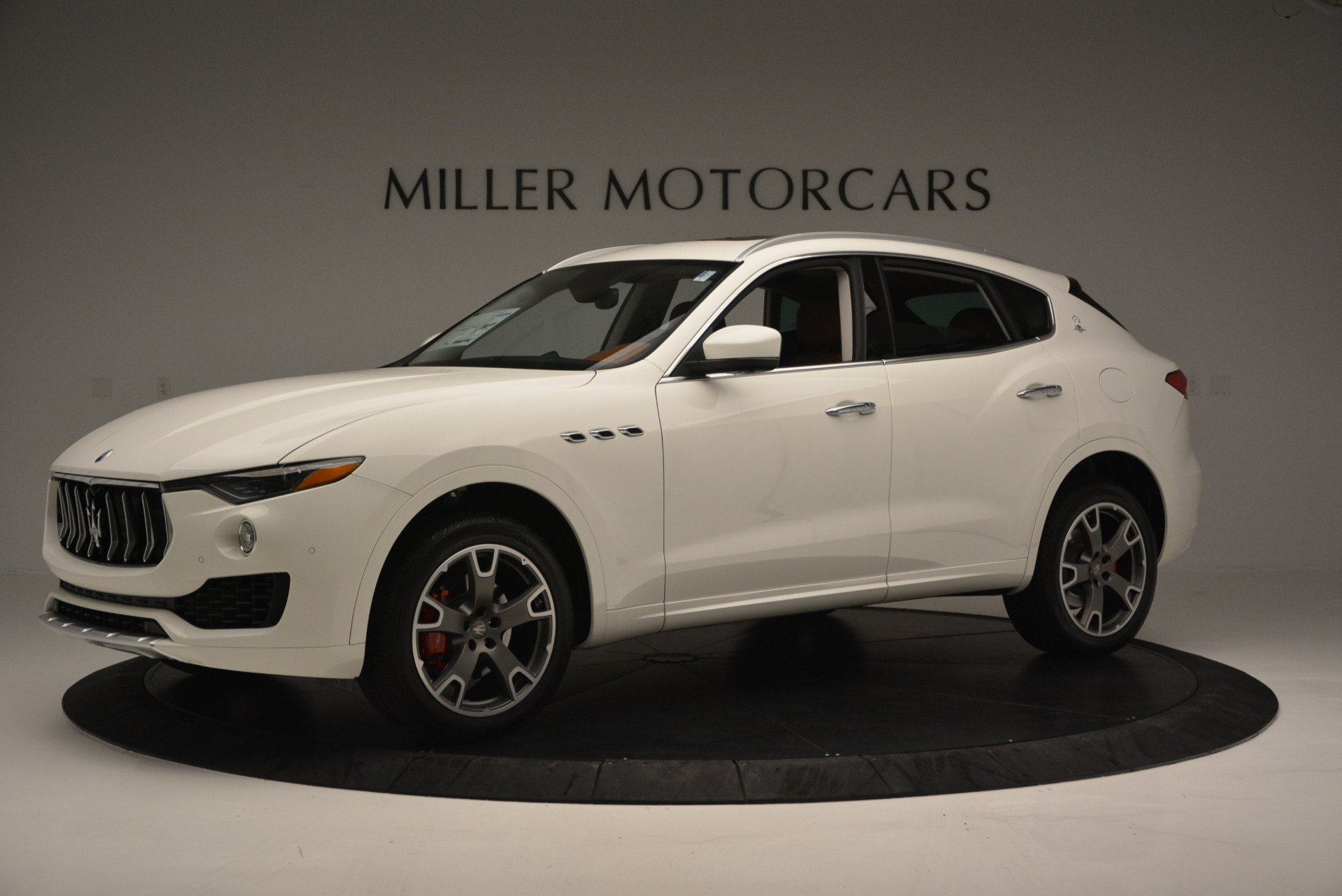 New 2017 Maserati Levante  For Sale In Westport, CT 614_p2