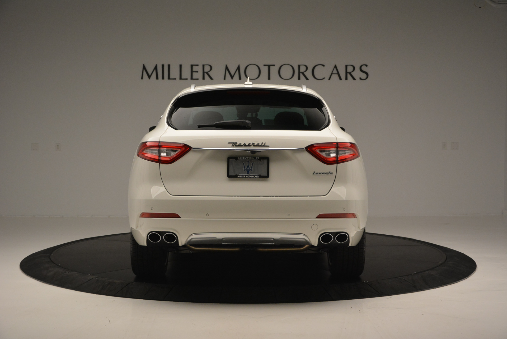 New 2017 Maserati Levante  For Sale In Westport, CT 614_p6