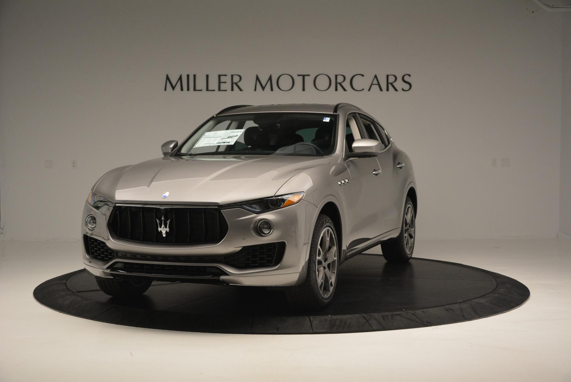 New 2017 Maserati Levante  For Sale In Westport, CT 615_main