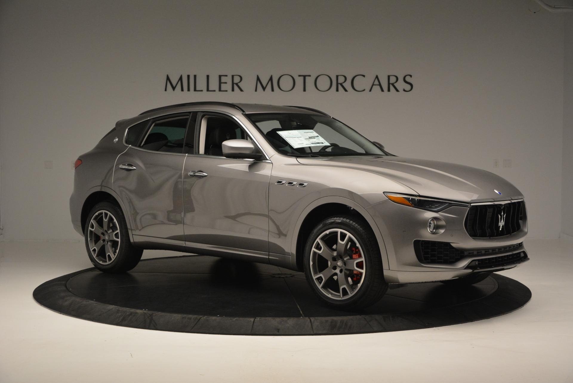 New 2017 Maserati Levante  For Sale In Westport, CT 615_p10