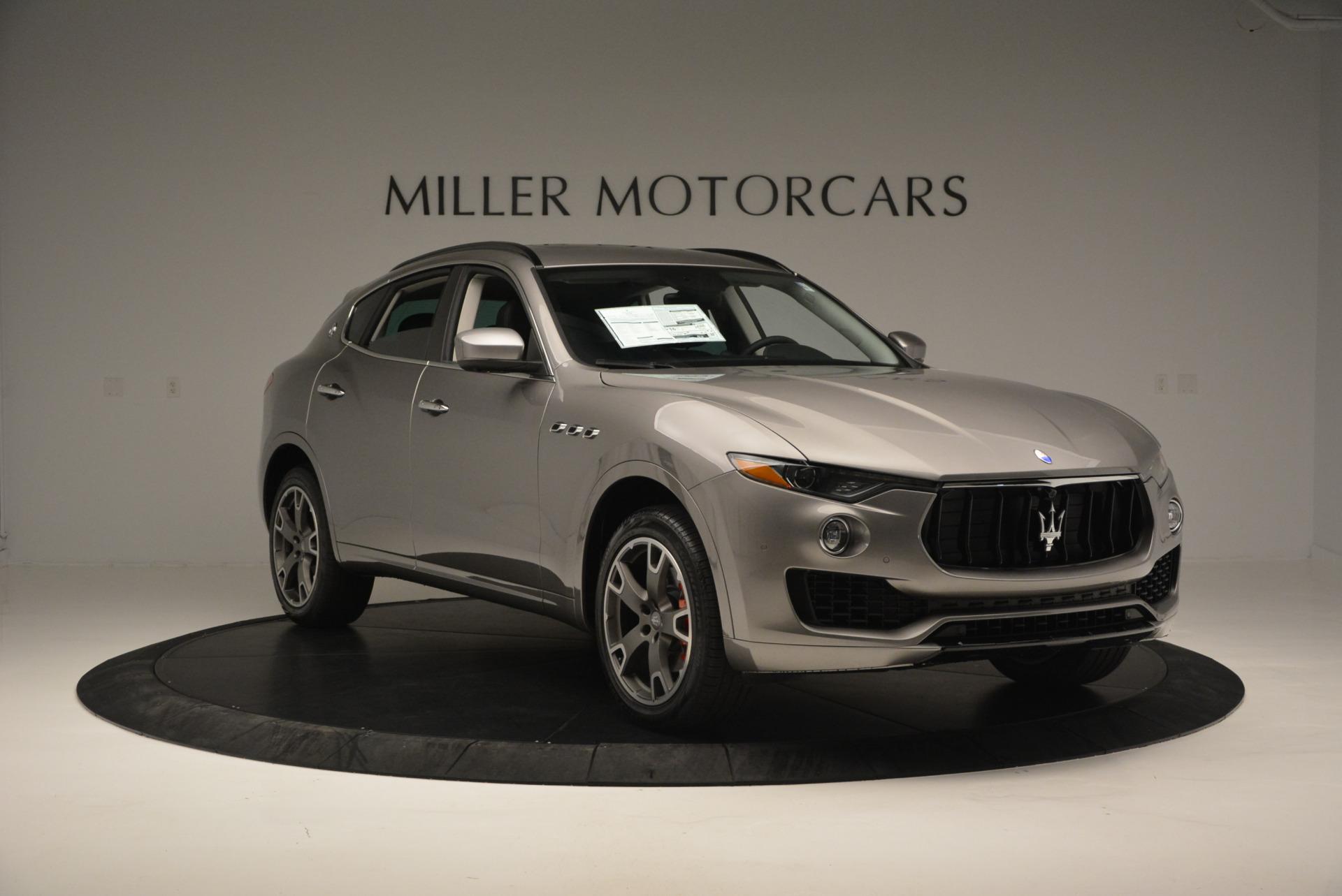 New 2017 Maserati Levante  For Sale In Westport, CT 615_p11
