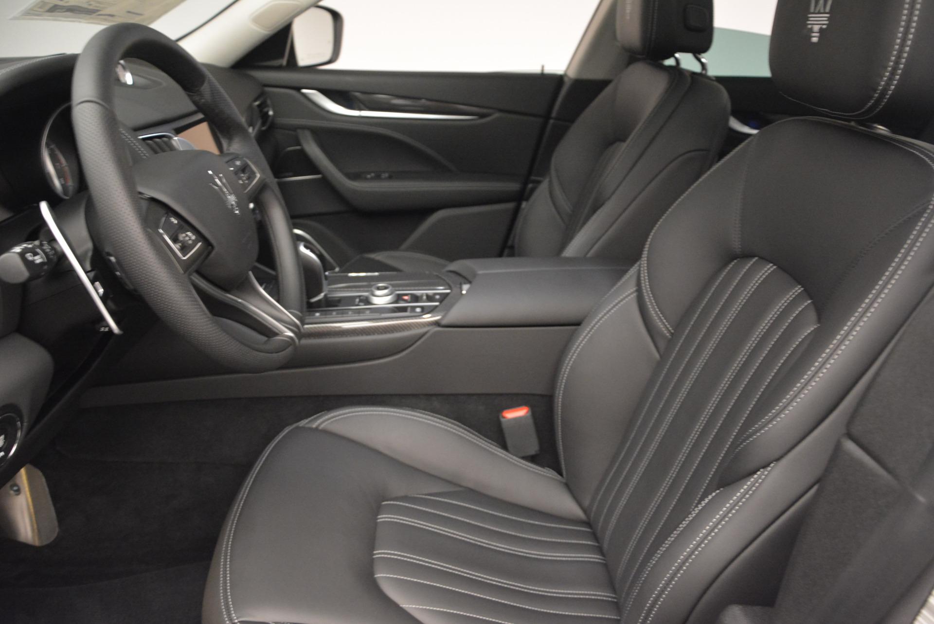New 2017 Maserati Levante  For Sale In Westport, CT 615_p15
