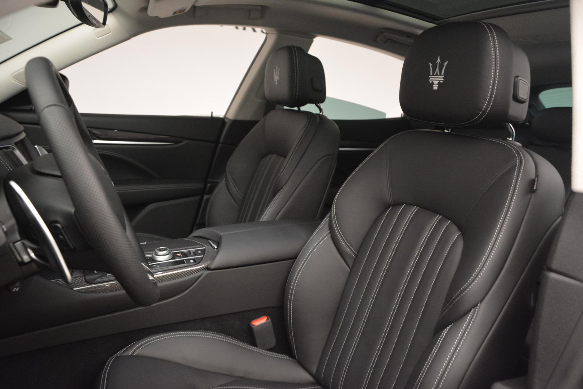 New 2017 Maserati Levante  For Sale In Westport, CT 615_p16