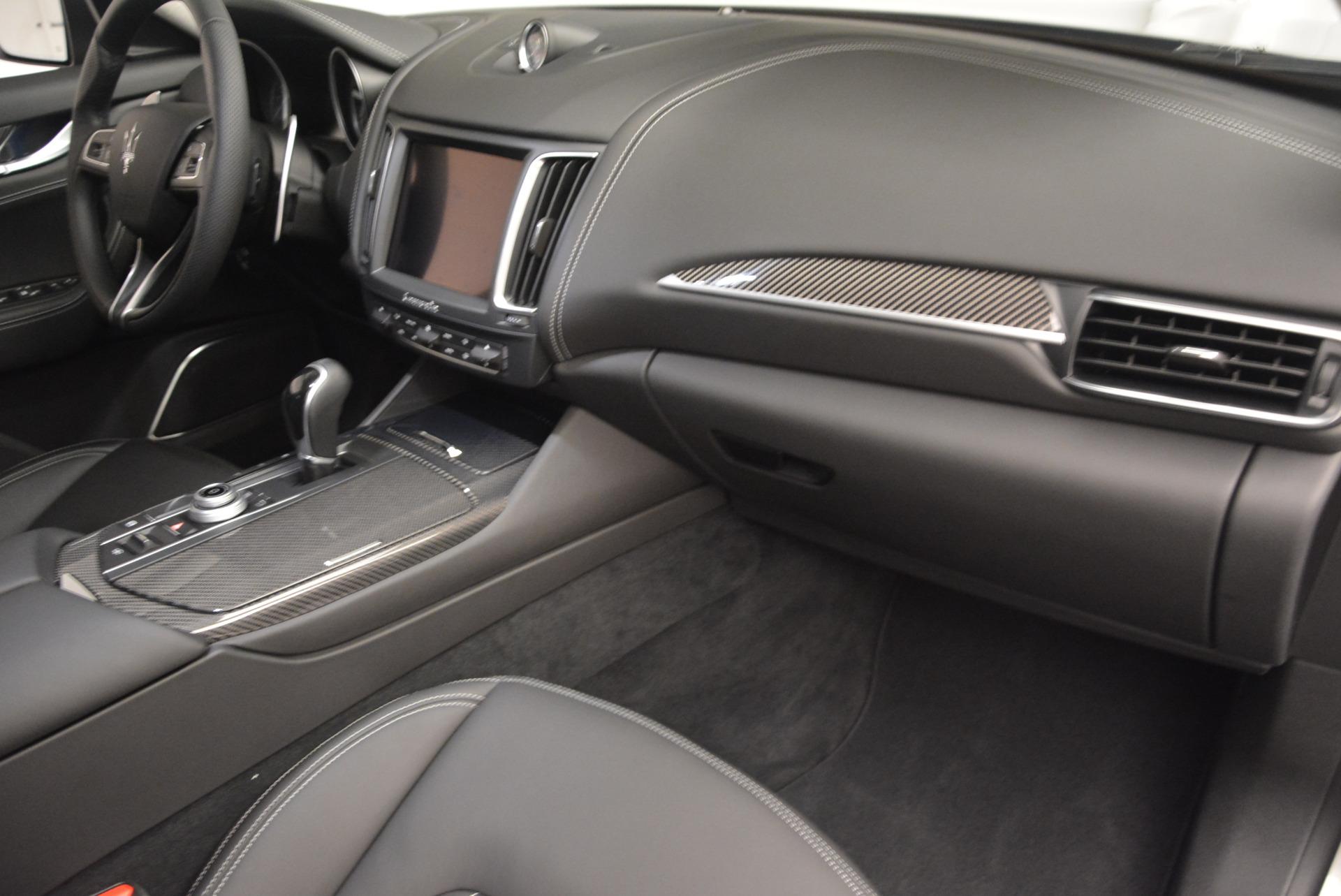 New 2017 Maserati Levante  For Sale In Westport, CT 615_p23