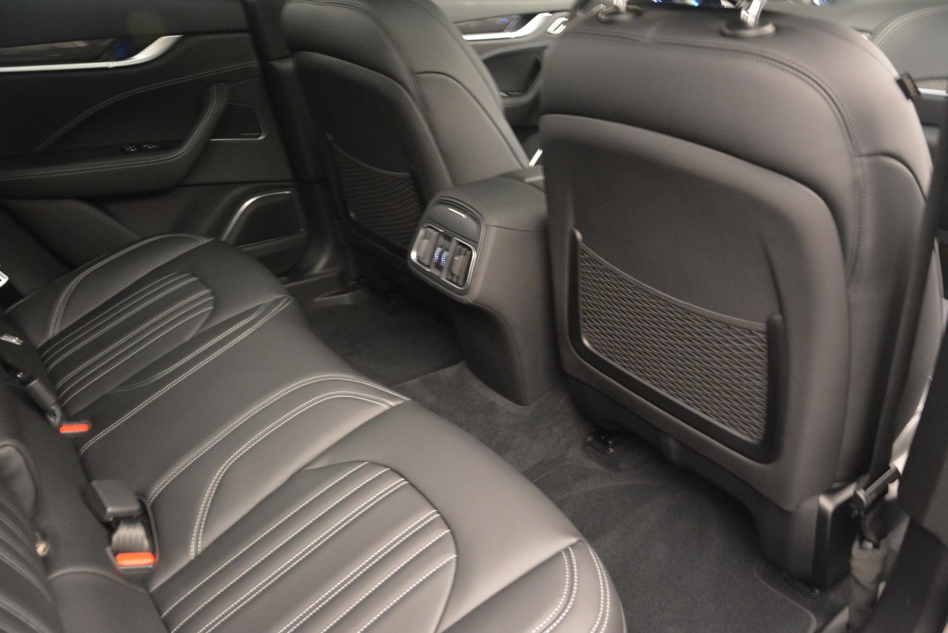 New 2017 Maserati Levante  For Sale In Westport, CT 615_p26