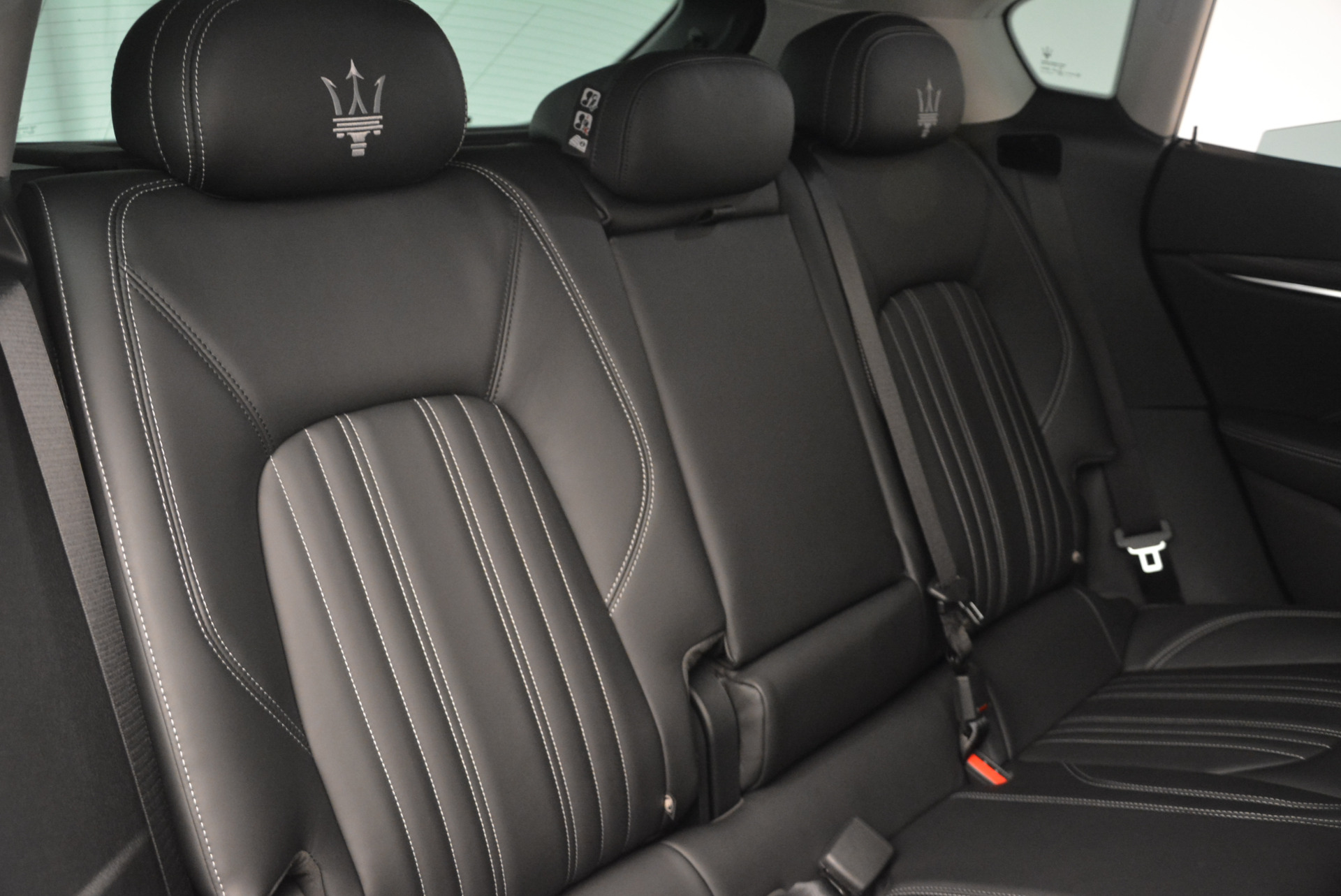 New 2017 Maserati Levante  For Sale In Westport, CT 615_p28