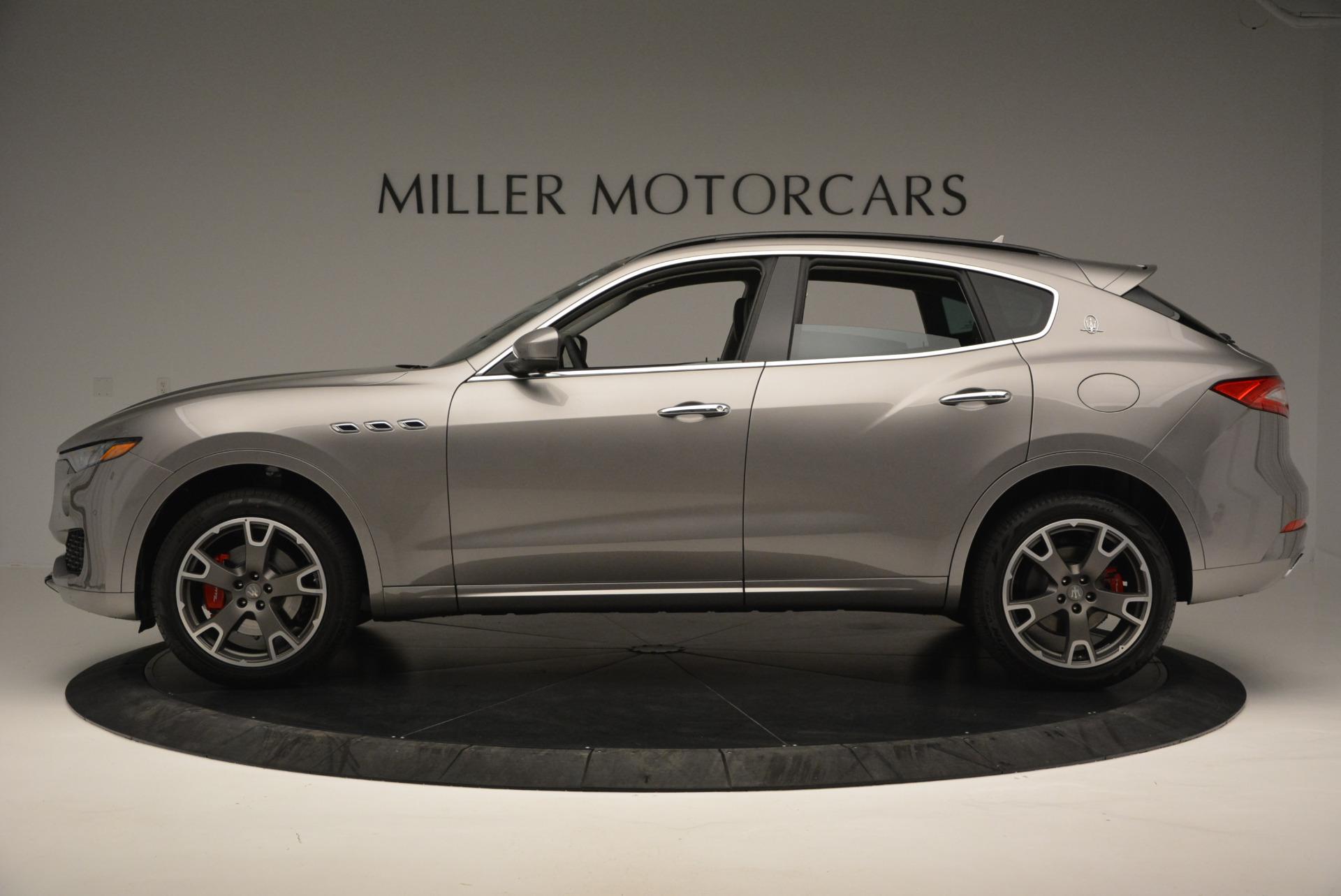 New 2017 Maserati Levante  For Sale In Westport, CT 615_p3